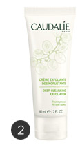 Caudalie Deep Cleansing Exfoliating Cleanser