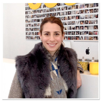 Gabby Etrog Cohen, PR Director for SoulCycle