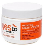Yes to Carrots night cream
