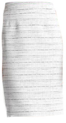Banana Republic Textured Pencil Skirt