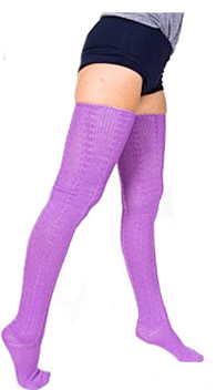American Apparel Thigh-High Socks