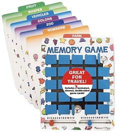 Melissa and Doug Travel Games