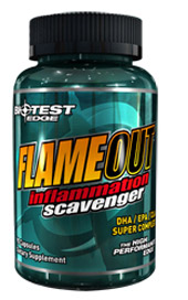 Bio-Test Flame Out