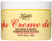 Khiels Creme de Corps Soymilk and Honey Whipped Body Butter