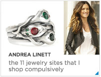 Andrea Linett - the 11 jewelry sites that I shop compulsively