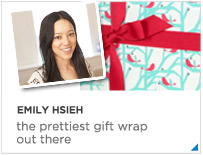 Emily Hsieh - The prettiest Gift Wrap