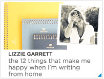Lizze Garret of Tomboy Style's Home Office Essentials