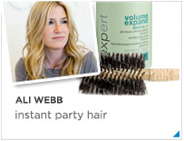 Alli Webb - Party Hair