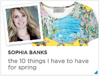 Sophia Banks - Celebrity Stylist The 10: Sophia Banks–Celebrity Stylist