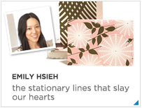 The Stationery Lines that Steal Our Hearts
