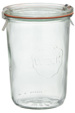 Weck Jars