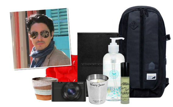 FREDERICK BOUCHARDY: The 10 Things That Make Great Gifts for Guys