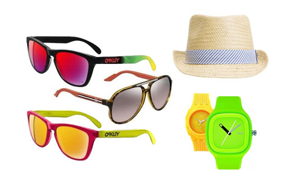 Men's Summer Accessories