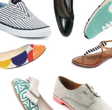 Every Shoe You'll Need this Summer
