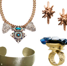 Gift Guide: Gorgeous (and sustainable!) Jewelry