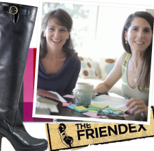 Paulette Light & Julie Hermelin--Co-Founders, The Friendex