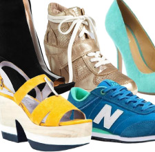 The 5 Shoe Styles We Can't Wait To Rock
