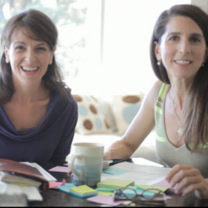 Paulette Light & Julie Hermelin, Co-Founders of The Friendex