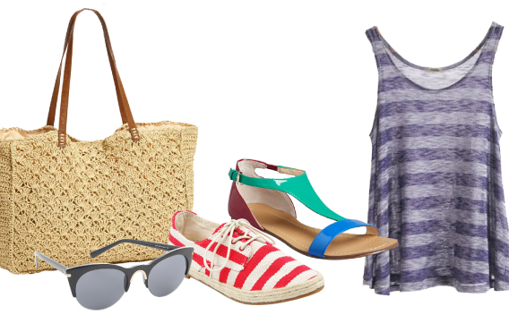 Summer Essentials (All Under $100!)