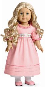 American Girl Caroline Doll