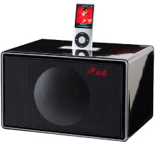 Geneva Sound System Model S iPod Dock