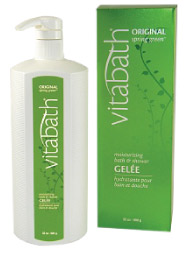 Vitabath Original Spring Green Bath & Shower Gelee