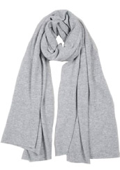 White & Warren cashmere travel blanket