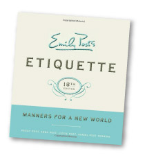 Etiquette by Emily Post