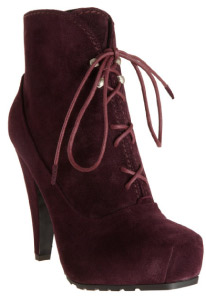 Proenza Schouler Laceup Ankle Boots